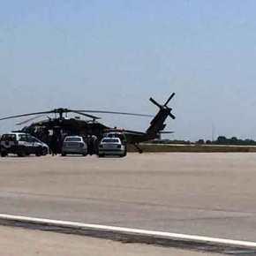 Προς απόρριψη το αίτημα ασύλου των 8 στρατιωτικών που προσγειώθηκαν με ελικόπτερο στηνΑλεξανδρούπολη