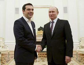 Telegraph: Το ΝΑΤΟ ανησυχεί για τις σχέσειςΕλλάδας-Ρωσίας