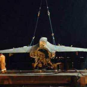 Καρέ καρέ η εντυπωσιακή ανέλκυση μαχητικού F-16 στην Κρήτη [εικόνες &βίντεο]