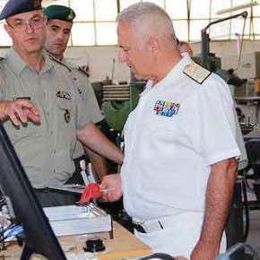 Στο Κέντρο Έρευνας και Τεχνολογίας του Στρατού οΑ/ΓΕΕΘΑ