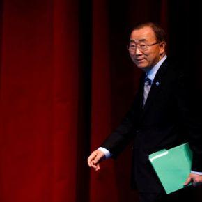 Πρόοδο στις διαπραγματεύσεις για το Κυπριακό διαπιστώνει ο ΟΗΕ Μπαν Κι Μουν: Μοναδική ευκαιρία για θετική κατάληξη εντός του2016