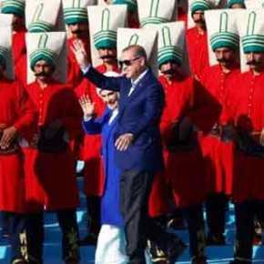 Στρατός Σουλτάνου! Κράτησε τους Αρχηγούς αλλά αποστράτευσε 48 στρατηγούς οΕρντογάν