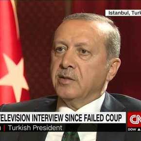 ΡΑΓΔΑΙΕΣ ΕΞΕΛΙΞΕΙΣ! Εμφύλιος στην Τουρκία… Φόβοι βίαιης ανατροπής του Ερντογάν… Η Αγιά Σοφιά σήμανε το Τέλοςτου