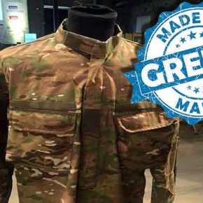 Η ΣΠΟΥΔΑΙΑ ΚΑΙΝΟΤΟΜΙΑ ΤΟΥ ΑΠΘ – Στρατιωτικό τζάκετ που παράγει …ενέργεια και είναι made in Greece!