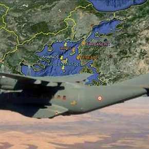 """""""Καλώς τα παιδιά""""! Οι Τούρκοι ξαναβγήκαν στο Αιγαίο πρώτη φορά μετά τοπραξικόπημα"""