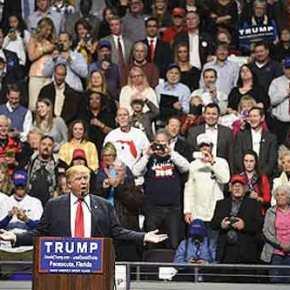 Ο Τραμπ προσπέρασε τη Χίλαρι στις Πολιτείες που… βγάζουν (κάθε φορά)Πρόεδρο