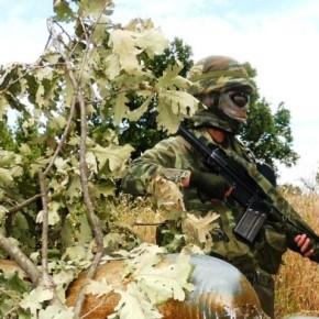 Έβρος: Έλεγχος στην πολεμική ετοιμότητα της παραμεθορίου –ΦΩΤΟ