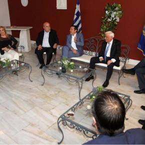 Παυλόπουλος: Έχουμε χρέος να υπερασπιζόμαστε την Δημοκρατία ΓΙΟΡΤΗ ΓΙΑ ΤΗΝ 42Η ΕΠΕΤΕΙΟ ΑΠΟ ΤΗΝ ΑΠΟΚΑΤΑΣΤΑΣΗ ΤΗΣΔΗΜΟΚΡΑΤΙΑΣ
