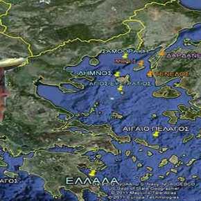 Κατηγορούν Ερντογάν για εσχάτη προδοσία επειδή δεν διεκδικεί 16 ελληνικάνησιά!!!