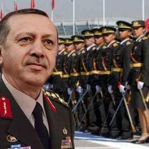 """Στην Τουρκία ο Ερντογάν """"ξαναχτίζει"""" στρατό κι εμείς στην Ελλάδα τονδιαλύουμε!"""