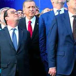 """""""Πλησιάζει η ώρα της Νέμεσις για τον Ερντογάν""""; Τι δείχνουν οι διπλωματικές παλινωδίεςτου"""