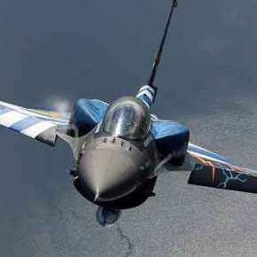 """""""Φωτογράφησε"""" τον εκσυγχρονισμό των F-16 ο ΑΝΥΕΘΑ με μια ευχή προς τονΑ/ΓΕΑ"""