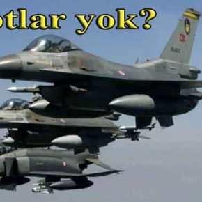 Η Τουρκία… ψάχνει χειριστές για τα μαχητικά της – Ο Ερντογάν «αποκεφάλισε» 213 πιλότους F-16 καιF-4