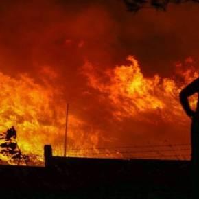 ΣΥΝΑΓΕΡΜΟΣ ΣΤΟ ΝΑΤΟ  ΕΚΤΑΚΤΟ: Τεράστια φωτιά απειλεί τη ΝΑΤΟϊκή βάση στη Σμύρνη – Για δολιοφθορά μιλούν τα τουρκικά ΜΜΕ (φωτό,vid)