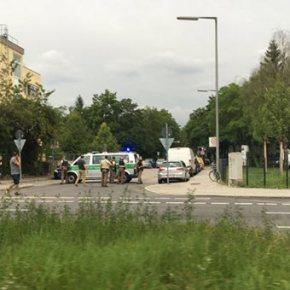 Πυροβολισμοί στο Μόναχο – Πολλοί νεκροί, δεκάδες τραυματίες –(+Pics)