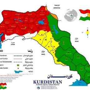 Ανάδυση του Κουρδιστάν: Είναι οι Κούρδοι έτοιμοι; Είναι και οι Ηνωμένες Πολιτείεςέτοιμες;