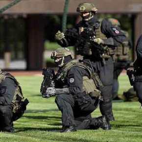 Μαζεύουν πτώματα από τους δρόμους στο Μόναχο – Συμπλοκές των ειδικών δυνάμεων GSG 9 και των τρομοκρατών(vid)