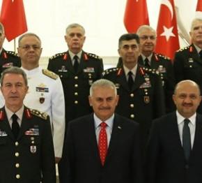 Αυτή είναι η νέα ηγεσία των Τουρκικών ΕνόπλωνΔυνάμεων
