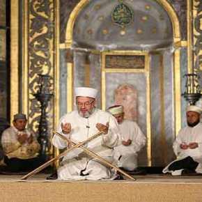 Η Αγία Σοφία τζαμί: Για πρώτη φορά μουσουλμανική ψαλμωδία από μουεζίνη στο εσωτερικό του Ναού – Δείτε βίντεο καιφωτό