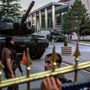 ΕΚΤΑΚΤΟ: Υπό πολιορκία η ΝΑΤΟϊκή βάση του Ιντσιρλίκ από δυνάμεις ασφαλείας – Ρ.Τ.Ερντογάν: «Οι ΗΠΑ προσπάθησαν να με σκοτώσουν»! (φωτό,vid)