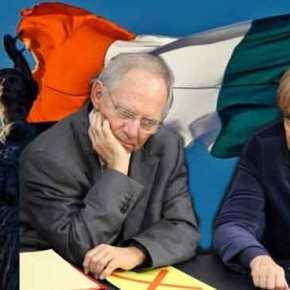 Η Ιρλανδία μείωσε το φόρο στις επιχειρήσεις και αύξησε 26,3% το ΑΕΠ – Στην Ελλάδα Σόιμπλε και «συμμορία» των Βρυξελλών υπαγορεύουναυξήσεις
