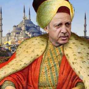 Εκπληρωνονται οι προφητειες Ο Ερντογαν μεταφερει την πρωτευουσα στην Κωνσταντινουπολη