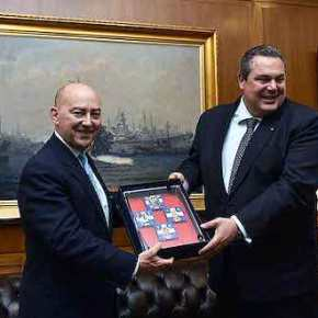 Ένας Ελληνοαμερικάνος Ναύαρχος Αντιπρόεδρος της Χίλαρι; Ο Τζέϊμς Σταυρίδηςυποψήφιος
