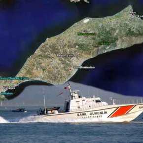 Τουρκική ακταιωρός 300 μέτρα από παραλία της Κω!Προκλήσεις με αφορμή έρευνες για τουςκομάντος