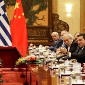 Ν.Κοτζιάς: «Νέο κεφάλαιο στις σχέσειςΕλλάδας-Κίνας»