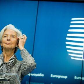 Λαγκάρντ: Το ΔΝΤ έγινε ο βολικός αποδιοπομπαίος τράγος στηνΕλλάδα