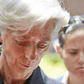 Στο εδώλιο η Κριστίν Λαγκάρντ -Θα δικαστεί για το σκάνδαλοΤαπί