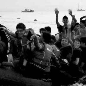 Αυξάνονται οι ροές προσφύγων και οι ανησυχίες στηνΑθήνα