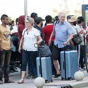 Ανοιξε η «κάνουλα»: Πλημμύρισαν με 6.500 πρόσφυγες μέσα σε λίγες ώρες τα νησιά τουΑιγαίου!