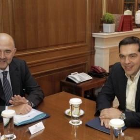 Στην Αθήνα ο Ευρωπαίος επίτροπος ΟικονομικώνΥποθέσεων