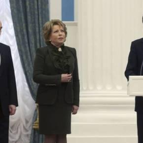Η Ελλάδα «έσπασε» τις κυρώσεις των ΗΠΑ κατά Ρωσίας – Δούμα: «Είστε ο μόνος μακροχρόνιος και αξιόπιστος φίλος μας»ΣΤΟ ΑΓΙΟ ΟΡΟΣ ΟΣ.ΝΑΡΟΥΣΚΙΝ