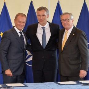 Σύνοδος Κορυφής ΝΑΤΟ: Aπόφαση για αναβάθμιση των σχέσεων μεταξύ ΝΑΤΟ –ΕΕ