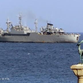 Η Ελλάδα αναλαμβάνει τη διοίκηση της μόνιμης αντιναρκικής δύναμης τουΝΑΤΟ