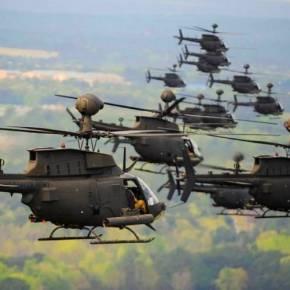 «Κλειδώνει» η πώληση στην Ελλάδα των εξοπλισμένων ελικοπτέρων OH-58D Kiowa από τις ΗΠΑ(vid)