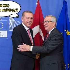 Δραματική παραδοχή Ζ.Κ. Γιούνκερ: «Καταρρέει η συμφωνία ΕΕ-Τουρκίας για τουςπρόσφυγες»