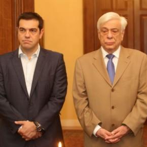 Δράμα: Αιχμηρό μήνυμα Παυλόπουλου σε όσους αμφισβητούν τηνΜακεδονία