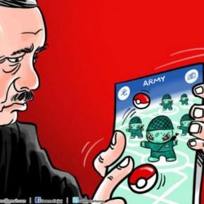 Παντοδύναμος ο Ερντογάν, ανήσυχη ηΕυρώπη