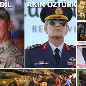 """Το """"φιλμ"""" του πραξικοπήματος οπερέτα στη Τουρκία! Όλα τα γεγονότα όπωςέγιναν"""