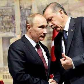Αλλάζουν όλα μετά το πραξικόπημα: Ρ.Τ.Ερντογάν και Β.Πούτιν συναντώνται εκτάκτως και μιλάνε για ένταξη της Τουρκίας στην ΕυρασιατικήΕνωση!