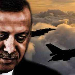 """""""Κανένα αεροσκάφος δεν παρενόχλησε το αεροπλάνο του Ερντογάν""""! Ανατροπή από πηγή τηςΠΑ!"""