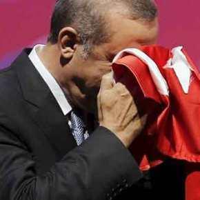 """Το """"παπαγαλάκι"""" του Ερντογάν απειλεί: """"Η Τουρκία θα θάψει τους Σταυροφόρους στηνΑνατολία""""!"""