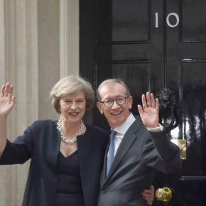 Η Τερέζα Μέι είναι η νέα πρωθυπουργός της Βρετανίας–Φωτογραφίες