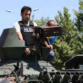 Αποφεύχθηκε νέο επεισόδιο με Ελλάδα -Συνελήφθησαν δύο Τούρκοι συνταγματάρχες ενώ επιχειρούσαν να περάσουν στηνΛέσβο