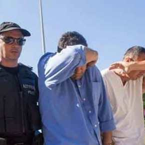 Σε δύο μήνες φυλακή με αναστολή καταδικάστηκαν οι 8 Τούρκοιστρατιωτικοί