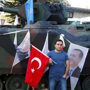 Η Αθήνα αποκωδικοποιεί τη 'νέα Τουρκία' ΕΥΘΡΑΥΣΤΕΣ ΙΣΟΡΡΟΠΙΕΣ ΣΤΗ ΓΕΙΤΟΝΙΑΜΑΣ