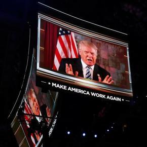 Ο Τραμπ εξασφάλισε επίσημα το χρίσμα τωνΡεπουμπλικανών